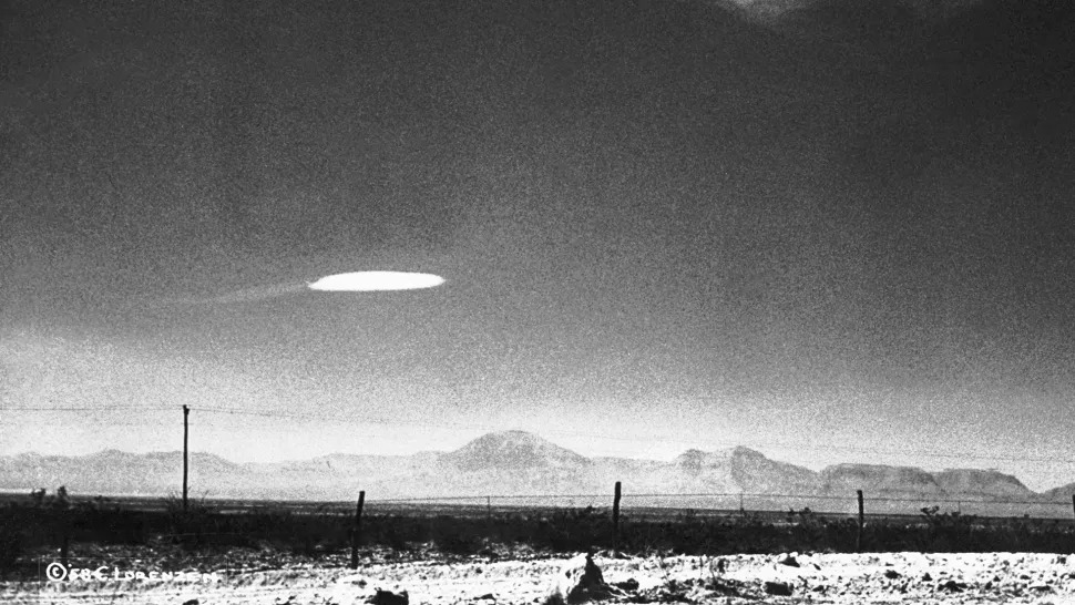 Long-anticipated 'UFO report' finally released. No, it's not aliens.
