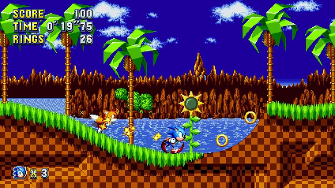 Epic is celebrating Sonic's 30th anniversary with a free copy of Sonic Mania